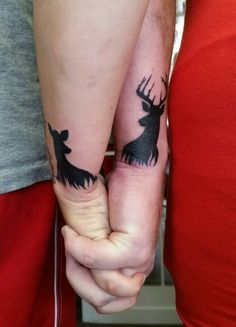 Tattoo on Pinterest | Couple Tattoos, Matching Couples and Couple ...