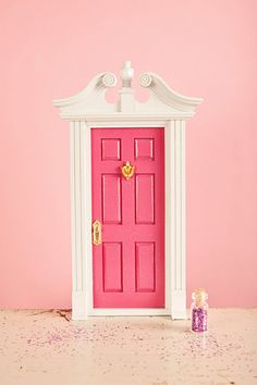 tooth fairy door from Enchanted Door