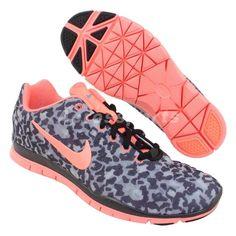 Free Tr Fit 3 Print' Training Shoe