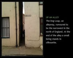 Dog Loup, Staithes.