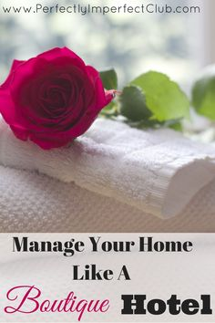 A great housekeeping hack to inspire and motivate your homemaking efforts.