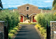 Black Stallion Winery, Napa ... great wine and my favorite tasting room. What a beautiful building
