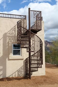 Inspirational Stairways | First Impression Security Doors