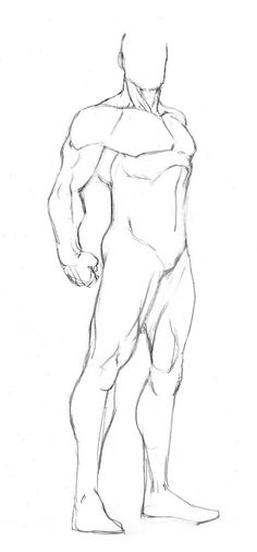 Robert Atkins Art: More Figure templates...