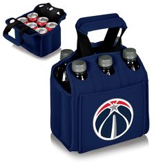 WASHINGTON WIZARDS 6 Pack Cooler by Picnic Time