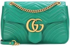 Gucci GG Marmont Medium leather shoulder bag #gucci  #ShopStyle #MyShopStyle click link for more information Gucci Presents, Gucci Gifts, Gucci Crossbody Bag, Gucci Clutch, Neiman Marcus Gucci, Gucci Gang, Outfits Winter, Trendy Womens Shoes, Gucci Floral