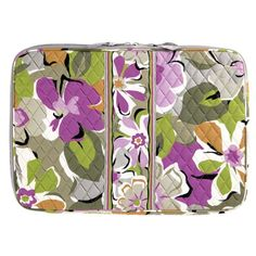 Vera Bradley 17 Laptop Sleeve in Deco Daisy Laptop Covers, Laptop Case, Vera Bradley, 17 Inch Laptop, Portobello, Laptop Accessories, Laptop Computers, Laptop Sleeves, My Love