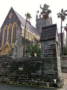church in Hamilton, Bermuda