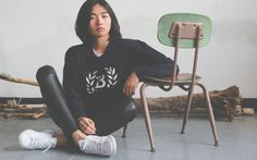 Brown Boy, a new age apparelbrand that claims to bethe world's healthiest & happiest brand, has its goal to bring sustainable street style to the mainstream. #fairtrade #sustainable #mensfashion #lgbt #gayrights #transgender #model
