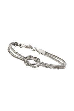 Rope Knot Bracelet