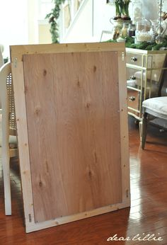 Dear Lillie: Chalkboard Tutorial: How to Make Your Own Chalkboard with Just a Screwdriver