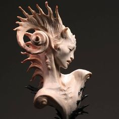 Forest Rogers - she makes the most beautiful sculpts !https://www.facebook.com/photo.php?fbid=10205633935067210