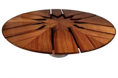 Cool Expanding Round Table for Dining Room
