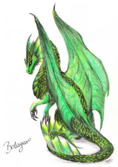 dragons | beautiful