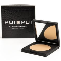 Pui Pui Radiance Mineral Compact Powder; Adoro - ref. 25412