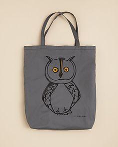 Burberry Owl Tote Bag