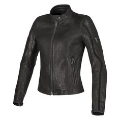 Dainese Women's Jessy Leather Jacket at RevZilla.com