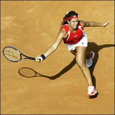 Jennifer Capriati one of my old fav tennis players!!