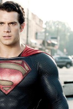 "amancanfly: ""Henry Cavill as Superman in Zack Snyder's Man of Steel. """