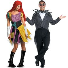 Be the Nightmare Before Christmas-Jack Skellington. The Nightmare Before Christmas Jack Skellington Adult Halloween Costume One-Size