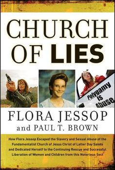 This was one of the BEST books about FLDS culture I have read, however, the language leaves much to be desired.