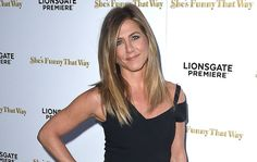 Jennifer Aniston: nice jeans, a T-shirt and boots; spin, elliptical, barre; Aveeno sunscreen and moisturizer; Broomstick color (eyes/cheeks/lips); nude lipsticks that look like your natural lip shade