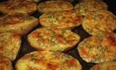 Chutné cesnakové zemiaky s maslom a bylinkami! - Báječná vareška