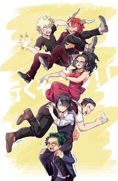 Boku No Hero Academia Funny, My Hero Academia Shouto, My Hero Academia Episodes, Hero Academia Characters, Anime Characters, Manga Anime, Anime Guys, Neue Animes, Deku Cosplay