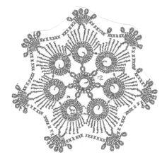 Koniakowska koronka (Koniakow Flower Lace), kwiatek, jak zrobić – perfekcja trudna do osiągnięcia, ale … damy radę – Dom Klary