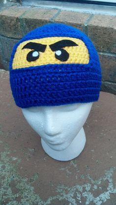 Ravelry: JennBelcher's Blue Ninjago #3