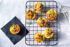 Broccoli-ei-kaasmuffins - Recept - Allerhande - Albert Heijn