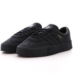 huge selection of 7f8c4 39664 adidas SAMBAROSE W CORE BLACK CORE BLACK CORE BLACK