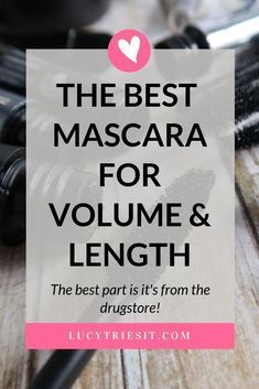 Do you feel like your mascara is missing something? That extra something is pigment. So what's the blackest mascara? Hint - it's from the drugstore! Best Mascara, Mascara Tips, How To Apply Mascara, Applying Mascara, High End Makeup Brands, How To Grow Eyelashes, False Eyelashes, Beauty Hacks For Teens, Drugstore Makeup Dupes