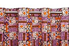 A Loja do Gato Preto   Cortinado Étnico Rosa @ Cortina Étnico Rosa  #alojadogatopreto #cortinados #cortinas #texteis #textiles