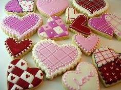 Here Comes The Hearts..... by CookieCrazie, via Flickr