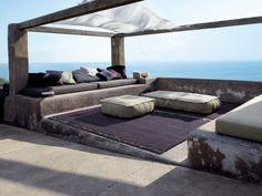 Moderne Terrasse im Marokko-Stil gestalten