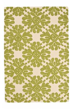 Love this rug from Anthropologie.