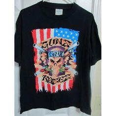Vintage 1991 Guns N' Roses tour shirt , Large