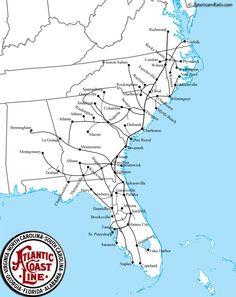 The Atlantic Coast Line Railroad