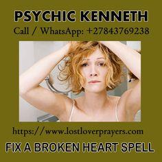 Ask Online Psychic Healer Kenneth Call / WhatsApp Spiritual Prayers, Spiritual Healer, Spiritual Guidance, Spirituality, Prayer For Married Couples, Love And Marriage, Carpe Diem, Chakras, How To Fix A Broken Heart