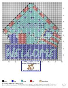 Summer welcome