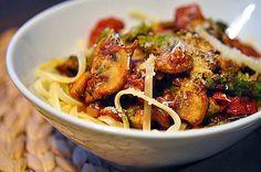 Spicy Bacon Pasta