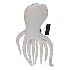Albert the Octopus Cushion Cream