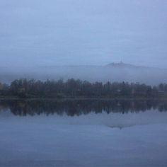 #aamuinen#syksy#koti#kemijoki#blogipäivitetty