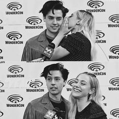 Cole and Lili look so adorable ❤