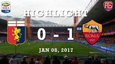 Genoa 0 : 1 Roma -  https://www.football5star.com/highlight/genoa-0-1-roma/101180/