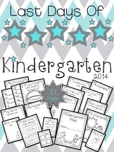Need an activity to wrap up your last week or last day of school? Students can reflect on their year and have fun doing it with this end of year memory book! You will find pages to customize for the perfect girl and perfect boy book!