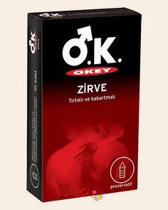 OKEY Zirve Prezervatif 10 Adet