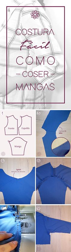 Sewing Tutorials For Women Blouses Diy Crafts 63 Ideas Sewing Patterns Free Dog, Crochet Pillow Patterns Free, Dress Sewing Patterns, Sewing Baby Clothes, Crochet Clothes, Diy Clothes, Sewing Online, Sewing Aprons, Sewing Projects For Kids