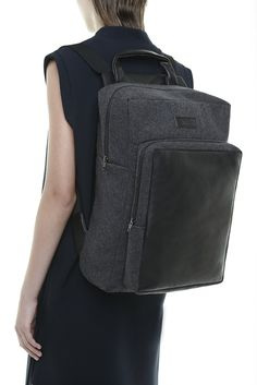 BAG901GWL : UNISEX BACK PACK : http://www.radhourani.com/collections/accessories/products/bag901gwl-unisex-back-pack#.VJxlrUCAg
